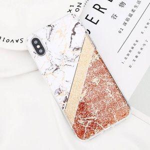 Accessories - Diagonal Marble Case